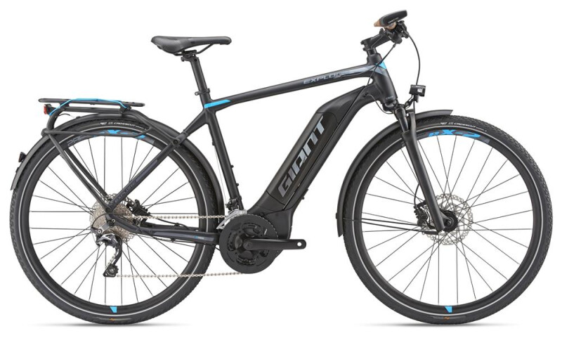 GIANT Explore E+ 1 GTS E-Bike