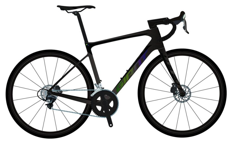 GIANT Defy Advanced Pro 0 Rennrad