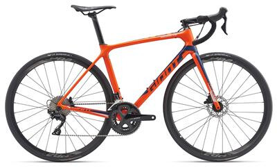 GIANT - TCR Advanced 2 Disc