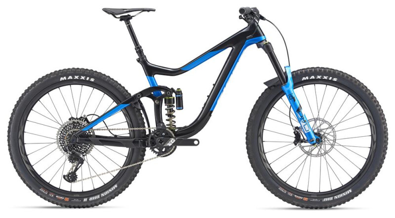 GIANT Reign Advanced 0 Mountainbike