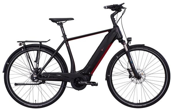 E-BIKE MANUFAKTUR - 5NF Connect schwarz