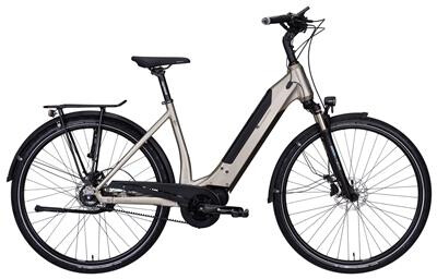 e-bike manufaktur - 5NF Connect weiss