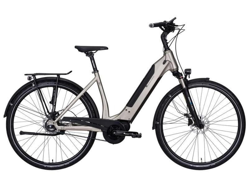 e-bike manufaktur 5NF weiss