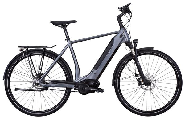 E-BIKE MANUFAKTUR - 8CHT Connect silber