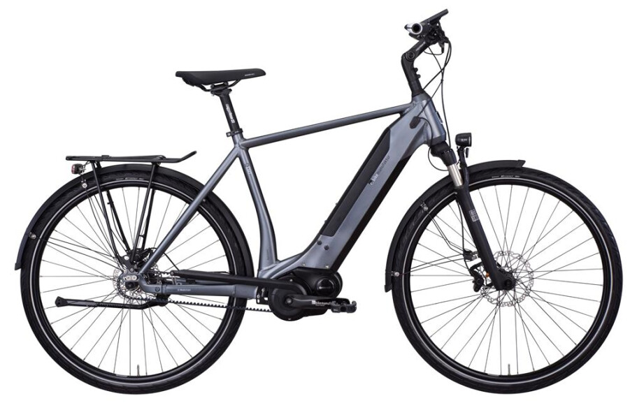 e-bike manufaktur 8cht connect Modell 2019