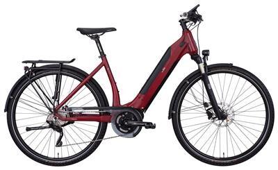 e-bike manufaktur - 13ZEHN rot
