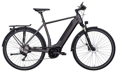 e-bike manufaktur - 13ZEHN grau