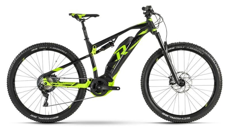 Raymon E-NineTrailRay 8.0 E-Bike