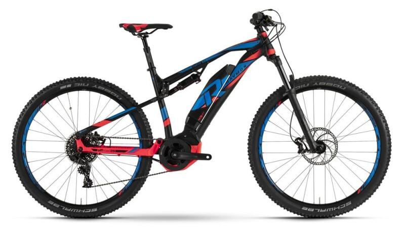 Raymon E-NineTrailRay 7.0 E-Bike