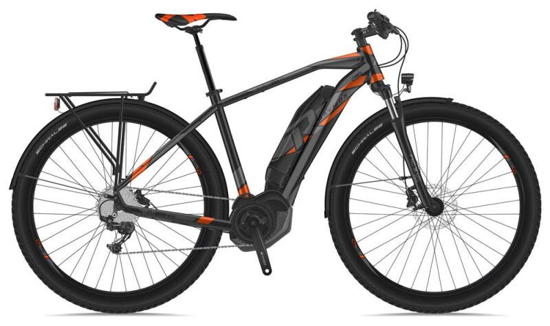 Raymon E-Tourray 6.0 Diamant E-Bike