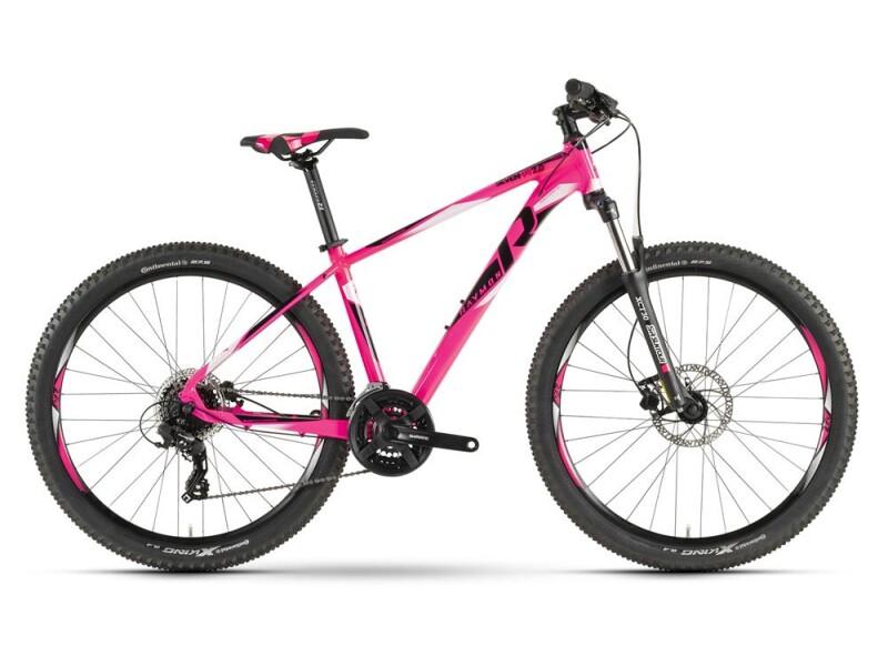 Raymon Sevenray 2.0 Pink/Schwarz/Weiß