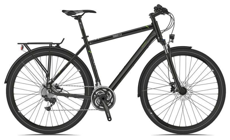 Raymon Tourray 3.0 Diamant Trekkingbike
