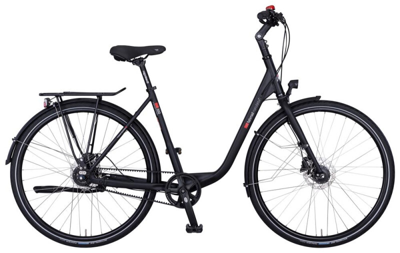 VSF Fahrradmanufaktur S-300 Shimano Nexus 8-Gang Freilauf / Disc / Gates