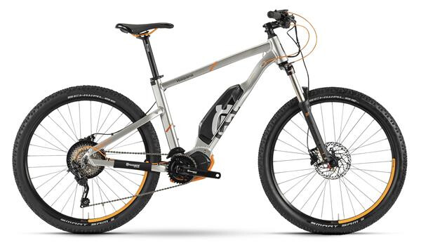 "HUSQVARNA BICYCLES - LC LTD 27.5"" Polar Silber"