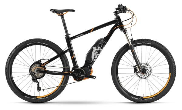 "HUSQVARNA BICYCLES - LC LTD 27.5"" Magic Schwarz"