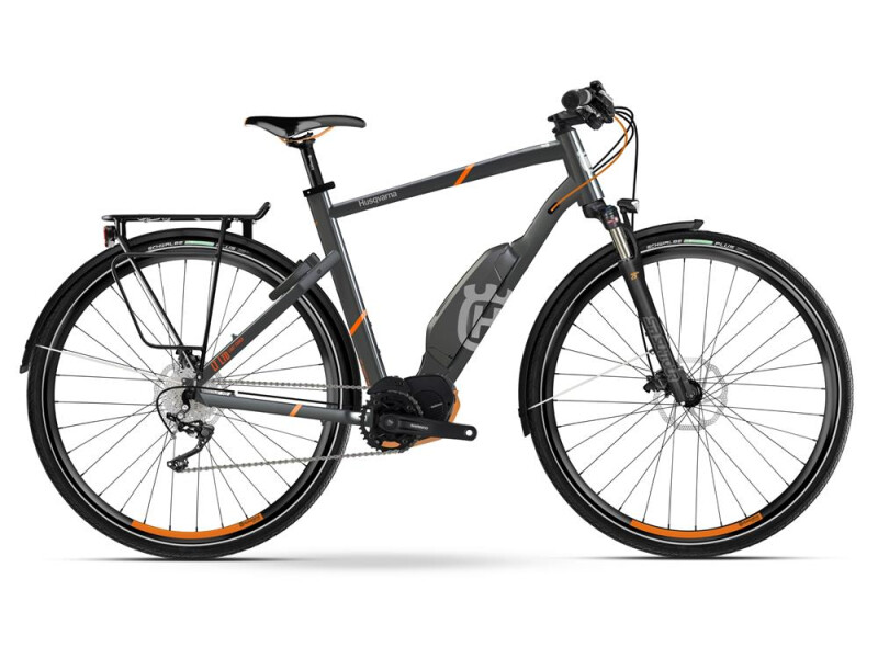 Husqvarna Bicycles LT LTD Diamant Magic Schwarz