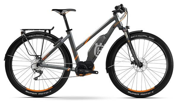 HUSQVARNA BICYCLES - GT LTD Trapez Magic Schwarz