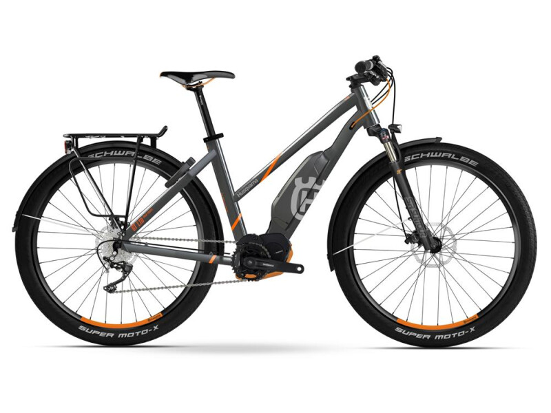 Husqvarna Bicycles GT LTD Trapez Magic Schwarz