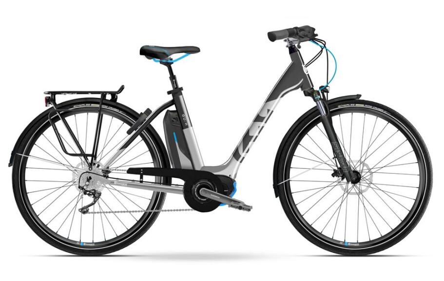 Husqvarna E-Bicycles Gran City GC 3