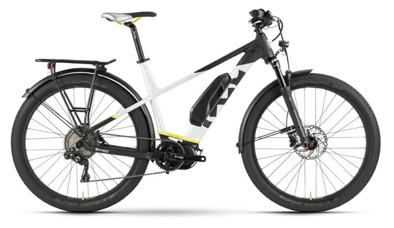Husqvarna Bicycles GT4 E-Bike