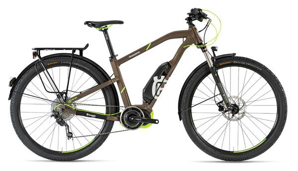 HUSQVARNA BICYCLES - LC2 Allroad Bronze/Neon Grün