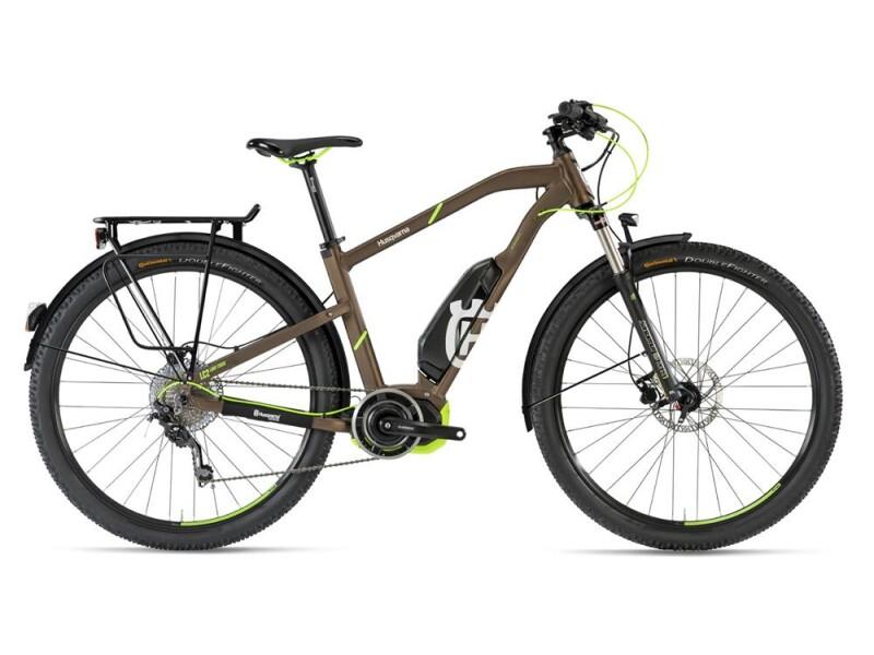 Husqvarna Bicycles LC2 Allroad Bronze/Neon Grün