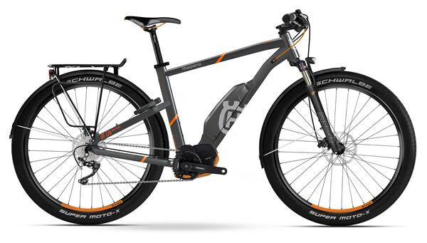 HUSQVARNA BICYCLES - GT LTD Diamant Magic Schwarz