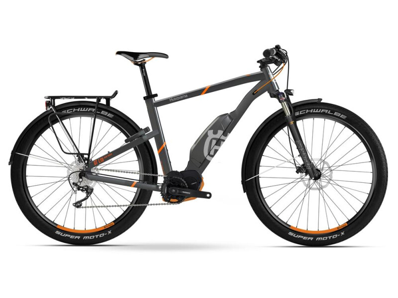 Husqvarna Bicycles GT LTD Diamant Magic Schwarz