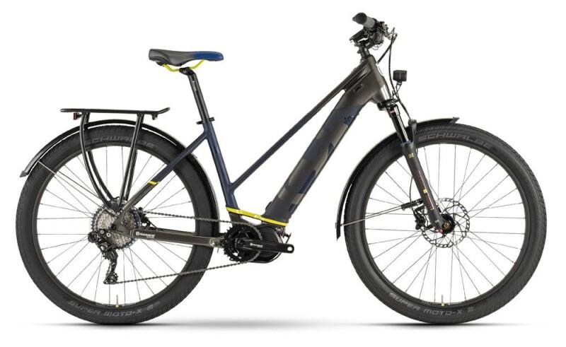 Husqvarna Bicycles GT6 Trapez E-Bike