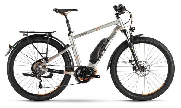 HUSQVARNA BICYCLES - GT LTD Diamant Polar Silber