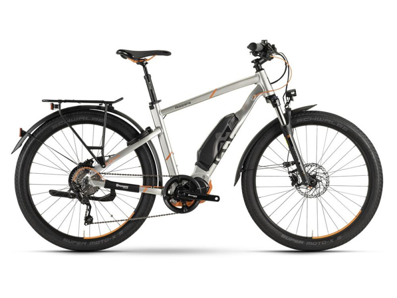 Husqvarna Bicycles GT LTD Diamant Polar Silber