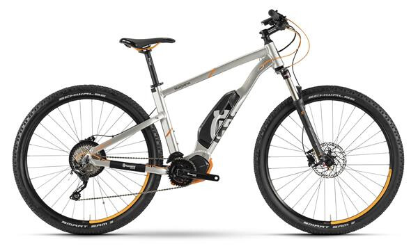 "HUSQVARNA BICYCLES - LC LTD 29"" Polar Silber"