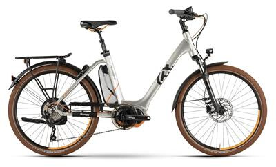 Husqvarna Bicycles GC LTD Polar Silber 28