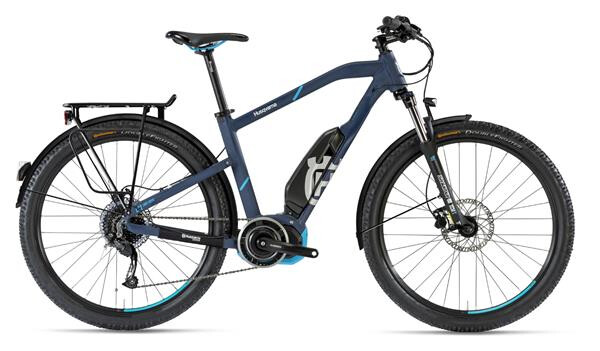 HUSQVARNA BICYCLES - LC1 Allroad Dunkelblau/Blau