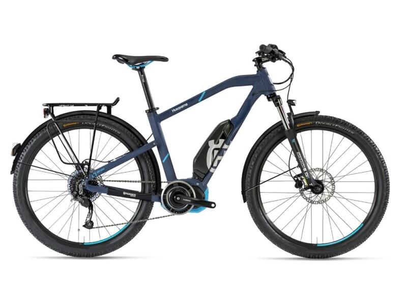 Husqvarna Bicycles LC1 Allroad Dunkelblau/Blau