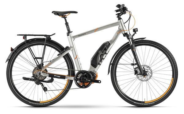 HUSQVARNA BICYCLES - LT LTD Diamant Polar Silber