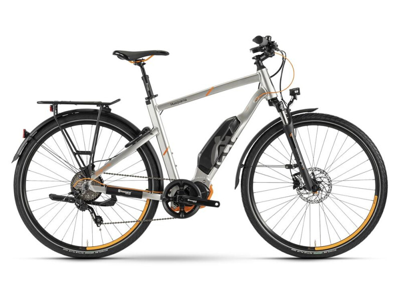 Husqvarna Bicycles LT LTD Diamant Polar Silber