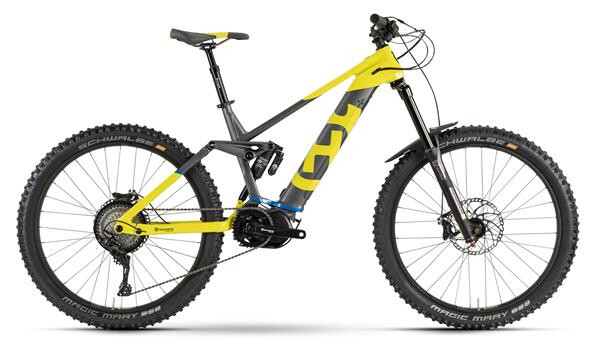 HUSQVARNA BICYCLES - HC7