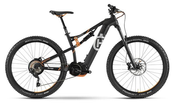 HUSQVARNA BICYCLES - MC LTD Magic Schwarz