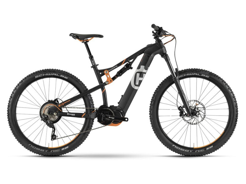 Husqvarna Bicycles MC LTD Magic Schwarz