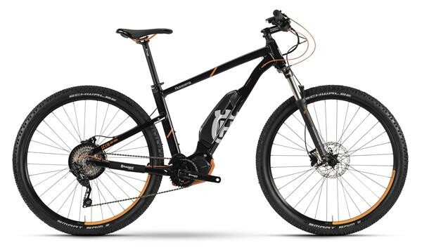 "HUSQVARNA BICYCLES - LC LTD 29"" Magic Schwarz"