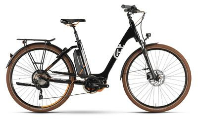 Husqvarna Bicycles GC LTD Magic Schwarz 26