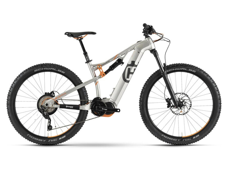 Husqvarna Bicycles MC LTD Polar Silber