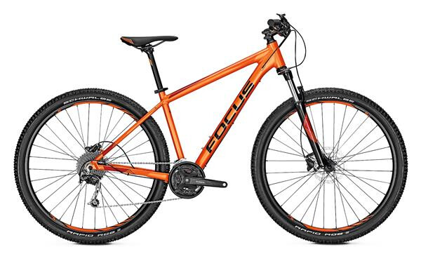 FOCUS - WHISTLER 3.7 Orange