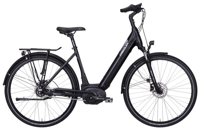 Kreidler Kreidler Vitaly Eco 8, wave 50, 500Wh, Disc,, Nexus8Gg  RT, Activ Plus schwarz, Integr.