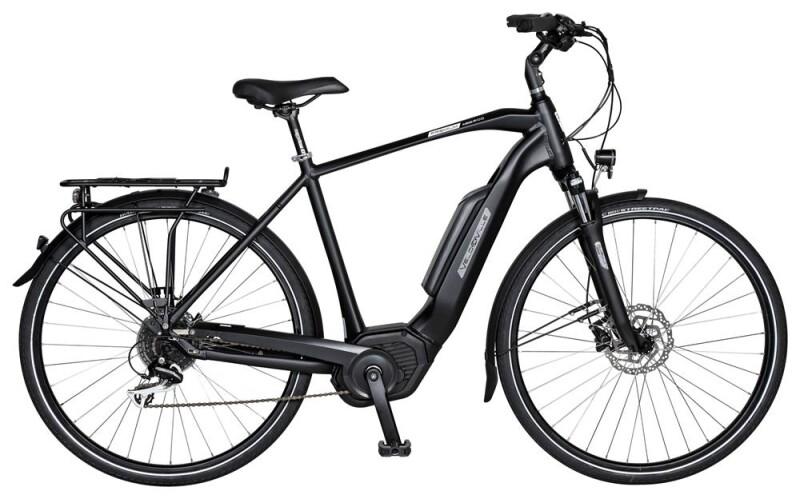Velo de Ville AEB200 8 Gang Shimano Nexus Freilauf E-Bike