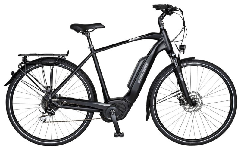 Velo de Ville AEB200 8 Gang Shimano Alfine Freilauf E-Bike
