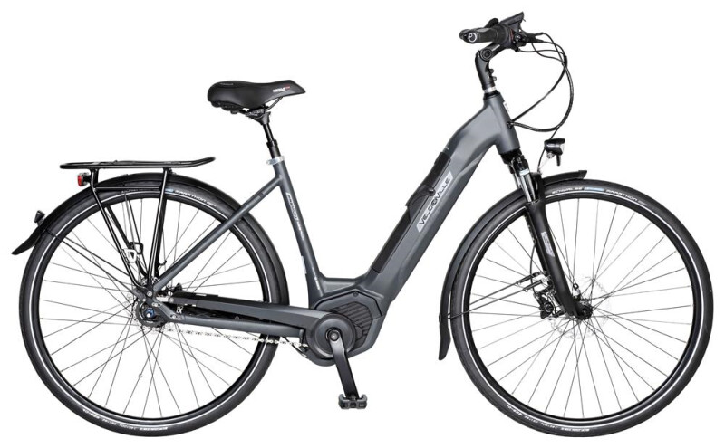 Velo de Ville AEB900 11 Gang Alfine Freilauf E-Bike