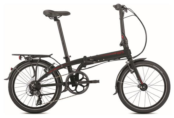 TERN - Link C8 Black/Red