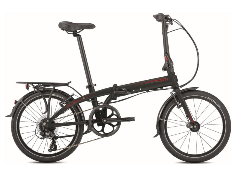 Tern Link C8 Black/Red